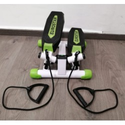 Stepper escaladora con ligas