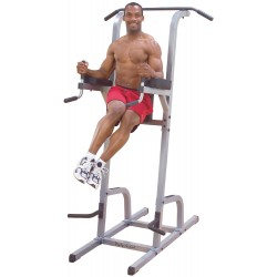 TORRE MULTIFUNCION DOMINADAS Y ABS BODY SOLID GVR82
