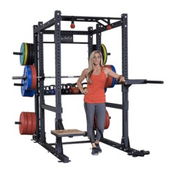 PAQUETE COMPLETO POWER RACK