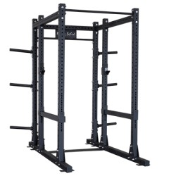 POWER RACK CON EXTENSION TRASERA