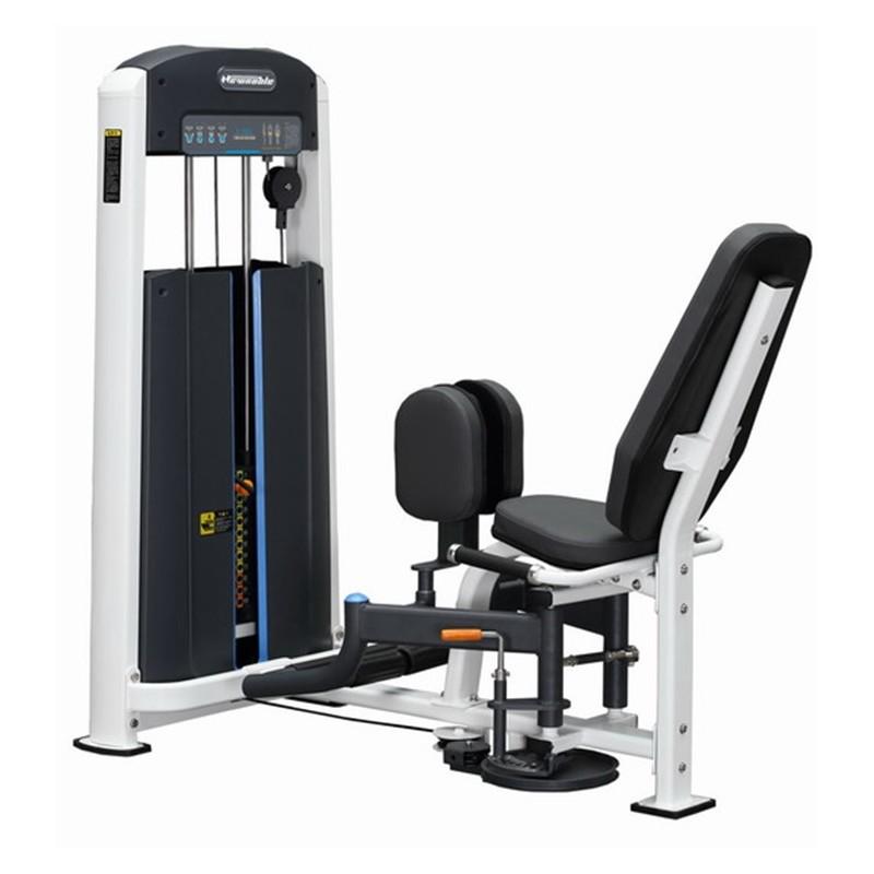 Paquete extension de pierna femoral acostado y polea alta for Productos gimnasio