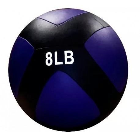 PELOTA SUAVE WALL BALL PARA AVENTAR A LA PARED 8 LBS
